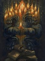 THE CANDELABRO by Sweet-Bread