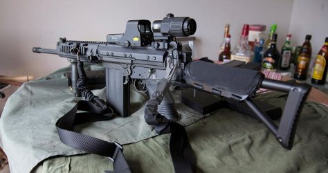 Cadmus with Eotech by tomsymonds