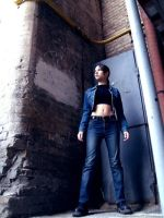 Lara Croft - jeans outfit by TanyaCroft