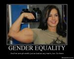 Gender Equality by rusrick