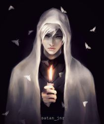 candlelight by satan-jnr