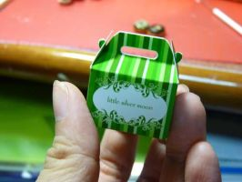 Miniature Pastry Box S by nyann