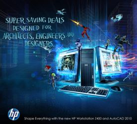HP Z400 advetorial by MAGOTZCORE