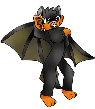 Amberpaw Halloween Costume Part 2 by ludwigrulez
