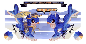 Summersunset Beach (JR NameYourPrice, keeping :D) by Thalliumfire