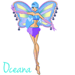 Oceana Enchantix Gift for ArgurianaWinxClub~ by Tuxedo1