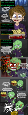 FNAF Drawing Meme: 31_Exotic WHAT? by Cocho
