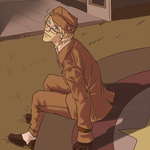 APH: Just waiting for home by gavorche-san