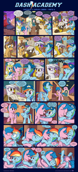 [Italian] Dash Academy 7 - Free Fall - Part 3 by FiMvisible