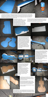 Foam Prop Tutorial by killpurakat