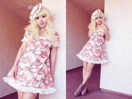 Gyaru Fae by dolldelight