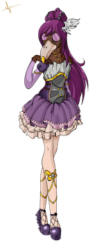 PreCure OC: Cure Plague by Maricostra