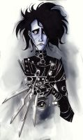 Edward Scissorhands by dnmn89