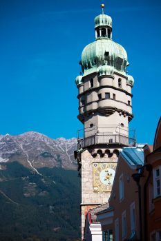 Old Town - Innsbruck by Maltese-Naturalist