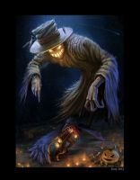 scarecrow by Kroy111