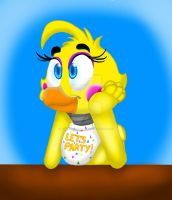 Toy Chica by BitterSweetBubbles