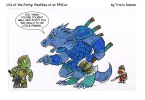 dragonborn backup by travisJhanson