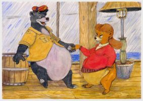 Fat as Baloo 1 of 2 wg by SSsilver-c