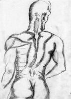 Figure Drawing 002 (Feb 2010) by Pumais
