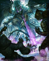 HEX TCG-SHARDS OF FATE: MASSACRE by mlappas