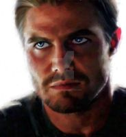 Arrow 01 - Oliver Queen by Th3-Gr3at-ESCap3