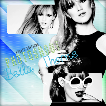 Photoshoot Bella Thorne 3 by PocitoEditions