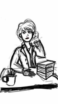 Business Woman by arty-izzy