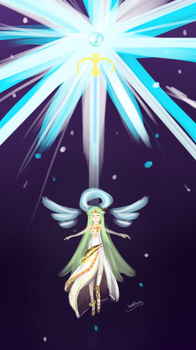 Everything an angel can do a godess can do better by KillerBlume
