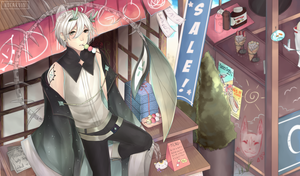[DTA Entry!!] Are You Going to Buy or Not??? by Hotaruin