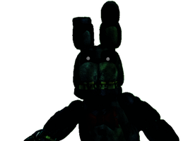 ..:Phantom Bonnie Jumpscare:.. by lllRafaelyay