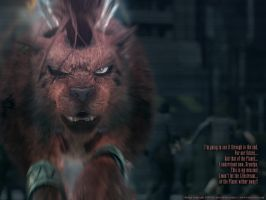 AC: Red XIII by RedXIIIclub
