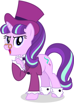 Starlight Glimmer - Glare from Snowfall Frost by CaliAzian