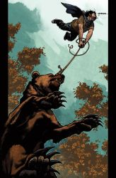 The Cape Issue 1 page 16 color by nelsondaniel