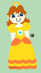 Daisy by Sm-ArtThings