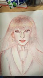 Taylor Swift by Evesune
