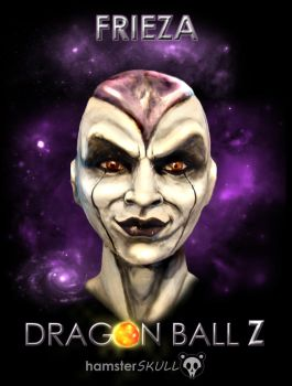 Frieza Poster by hamsterSKULL