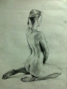 Figure drawing by kangaroooo