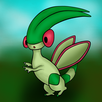 Flygon by YoutaTheQuilava