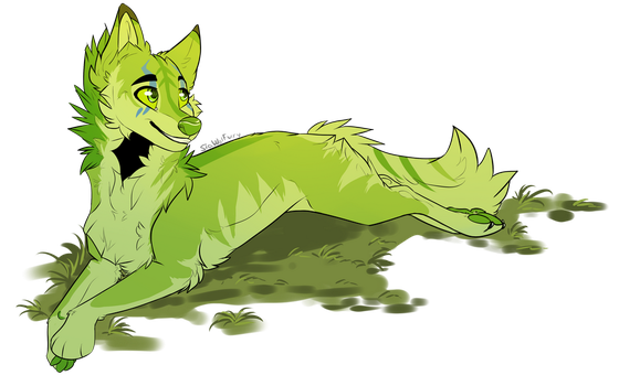 Kayrea ~gift~ by donniewerewolf4