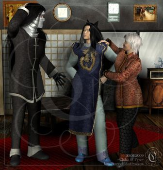 Origins : Snapshots In Time 94 by Childe-Of-Fyre