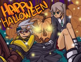 Happy Halloween 2011 by jinnoh