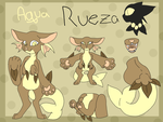 Aqua Rueza Guide--[Closed Species] by VixuSenpai