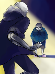 Gaster was killed!? by SabereCommander