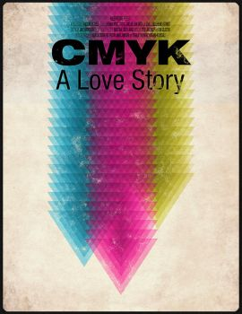 CMYK: A Love Story by Offset-Zero