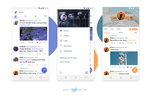 Twitter App Redesign 2018 by migmc
