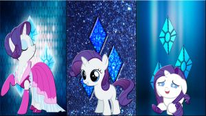 3 Rarity's by Mr-Kennedy92