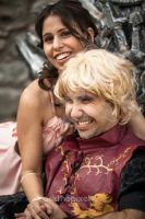 Tyrion and Shae by CalamityJade