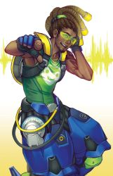 Lucio comin at you! by DreamerWhit