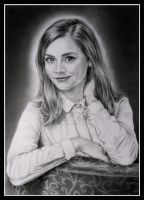Jenna Louise Coleman by Life-Is-Art-88