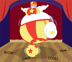 The Big Top Big Baby Balloon Show (3/5) by The-Silver-Soldier